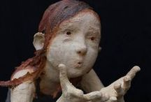 Керамика  скульптура