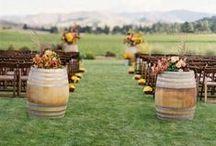 Outdoor Weddings + Events