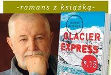 ROMANS Z KSIĄŻKĄ/SPOTKANIA LITERACKIE