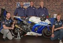 Devitt Sponsors / As part of our commitment to supporting UK bikers we sponsor a number of UK businesses and charities.