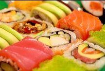 Sushi bitches! / Sushi