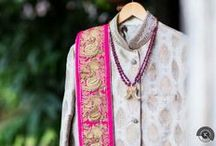Groom Wear - Indian & Western / A collection of Traditional and Western Groom Wear designs.