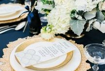 Navy  Colour Inspiration / Wedding + Event Inspiration for Navy Weddings, by Enchanted Empire, Event Artisans