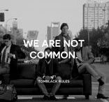 TomBlack Rules / We care much more about the WHY than about the WHAT