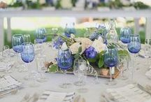 Blue Wedding Styling Inspiration