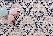 Crochet stitches, tips, etc.