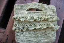 Crochet purses/bags