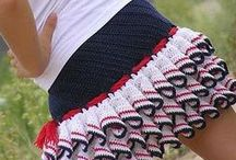 Crochet girly