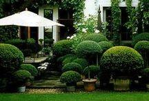 • Jardins