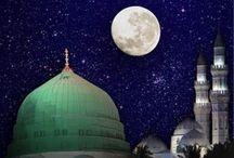 """Ay Yüzlüm / """"Seniye-i Veda'dan bir Ay Doğdu. Her dua ve davette bulunan, dua ve davette bulunduğu müddetçe Üzerimize şükür vacib oldu"""""""