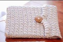 Crochet I-pad