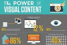 Visual Marketing Tips / Interesting tips and articles about Visual Marketing
