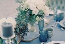 St Tropez / St. Tropez is the perfect, pristine location. The gorgeous blue hues and mixture of lavish copper make for a delicate and pristine colour palette to inspire many.  www.enchantedempire.com.au