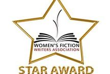2016 STAR Finalists / This contest is designed exclusively for the published women's fiction author. First round judging is by readers of Women's Fiction, the final round by librarians.  It's open to all women's fiction novels, from contemporary to historical, commercial to literary, with romance or without, as long as the story's focus is on the main character's emotional journey.  http://womensfictionwriters.org/STAR_AWARD