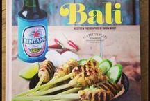 mon livre sur Bali