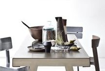 DINING / home, black, white, scandinavian