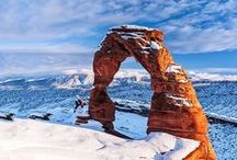 Utah: To Do Daytrips, etc... / by Andrea