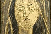 Picasso dessins / by Riki Montréal