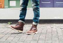 Men's Fashion / by Priscilla Vitaliano