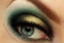 eye/lip makeup