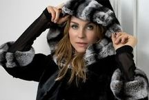 Elegant furs / Fur for elegant women