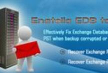 EDB to PST recovery / EDB to PST software is the most wonderful tool that efficiently recover corrupt or damage EDB file and convert data from EDB file into PST file. It has quickly access your EDB file and extract Exchange EDB to PST.