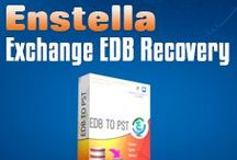 EDB Recovery Tool / Exchange EDB Recovery Tool is the most wonderful tool that efficiently recover Exchange EDB file to PST file. It assists you to repair corrupt EDB file and convert Exchange mailbox to PST.