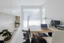 Office & Study Room / Create the perfect home office environment.