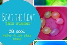 Summer Fun / Activities, recipes and products to help you make the most of the summer.