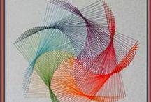 papier borduren
