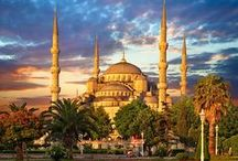 Places to Visit in Turkey / Paykoc Imports travels Turkey several times a year to hand select our products and visit family. When time allows we explore the sites country and reconnect with our Turkish roots. Here are a few of our favorite spots to visit in Turkey.