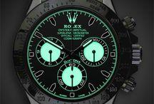 Fashion/Watches / ROLEXを中心に参考にしたいWatchのsampleボード