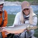 Fly Fishing / Set against the peaks of the Canadian Rockies, Fernie's pristine waters, freestone rivers and clear lakes make it one of the most stunning and productive dry fly destinations in the world.