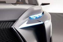 Car's / LEXUSを中心に乗りたい車の参考にしたいsampleボード