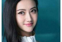 Jing Tian / Jing Tianの熱狂的FANによるFANのためのFANボード