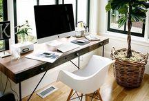 Interior/Desk