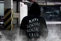 Fashion/ANTI SOCIAL SOCIAL CLUB