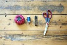 Mending and Upcycling / ideas and inspiration for mending and upcycling