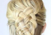 Formal Hairstyle Inspirations / An inspiration board for formal updos, hairstyles and trends