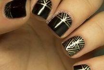 Makeup and Nails :)