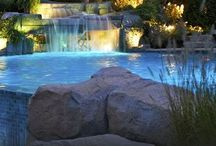 Refreshing Retreats / Pools I Will Never Have but Love to See / by Kym Gould