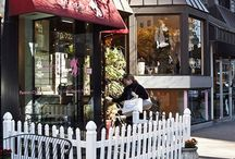 Shoppes on Main / Pretty Storefronts That Make Me Happy / by Kym Gould
