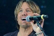 Keith Urban / Talented AND Adorable / by Kym Gould