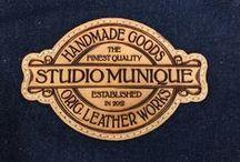 Leather / handmade leather goods
