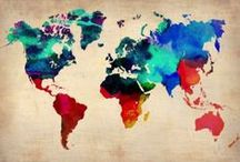 - Beautiful world / De world is amazing, you just have to see it.