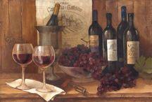 Vintage Wine  / Vino , historia !!