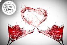 Románticos con vino / Les daremos #Buenas #Ideas para #Disfrutar este #SanValentín en compañía de esa persona #Especial, #Festejando lo #Romántico, #Cursi y #Divertido del #Amor