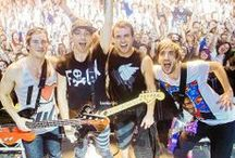 All time Low and some other fantastical bands