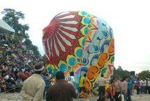 Fai da me...  / Mongolfiere di carta, Aquiloni SLED, macchine Sled Kite, Balloon Car, Paper hot air Balloon