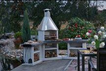 Zahradní krby Norman / Gardenfireplace , Gartengrillkamin / / Zahradní krby Norman, Gartengrillkaminen, Gardenfireplaces, Gartengrikamin, Zahradní krb, / Gardenfireplace , Gartengrillkamin /